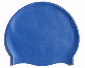 Siliconen badmuts (onbedrukt)