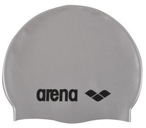 ARENA Classic siliconen badmuts (met opdruk)